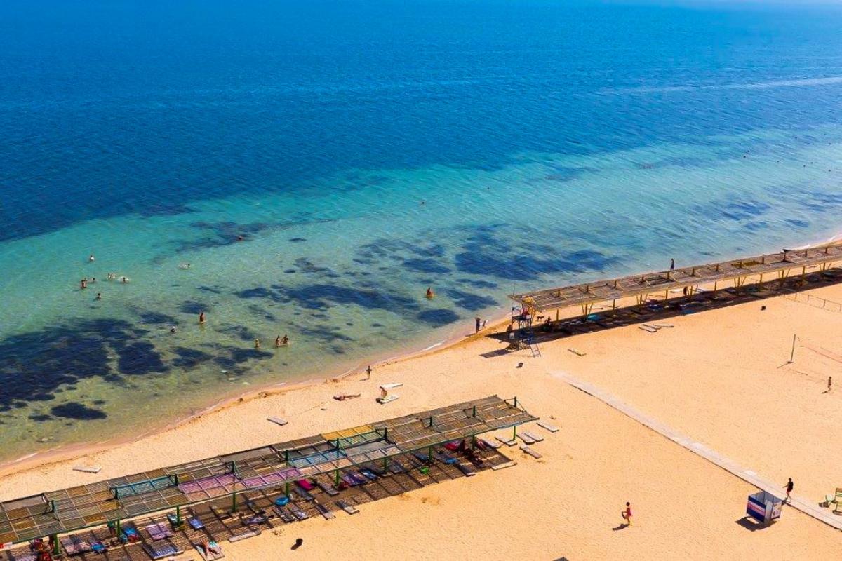 Евпатория фото пляжей и города